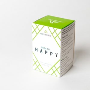 Happy: Chinese Green tea (1lb / 454g)