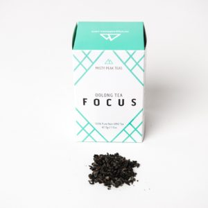 Focus: Oolong – Tie Guan Yin (1.5oz / 42.5g)