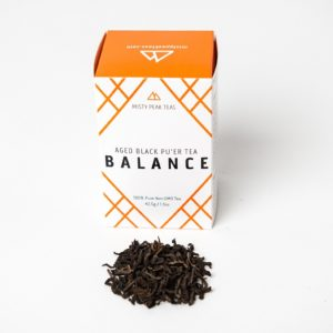 Balance: Pu'er black tea (1.5oz / 42.5g)